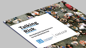 Talking Risk: Developing the Questionnaire for the Lloyd's Register Foundation World Risk Poll