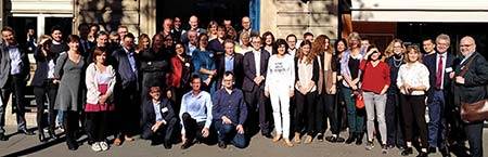 Participants of Paris working group for the Lloyd's Register Foundation Foresight review of food safety