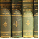 Books from the Register of Yachts