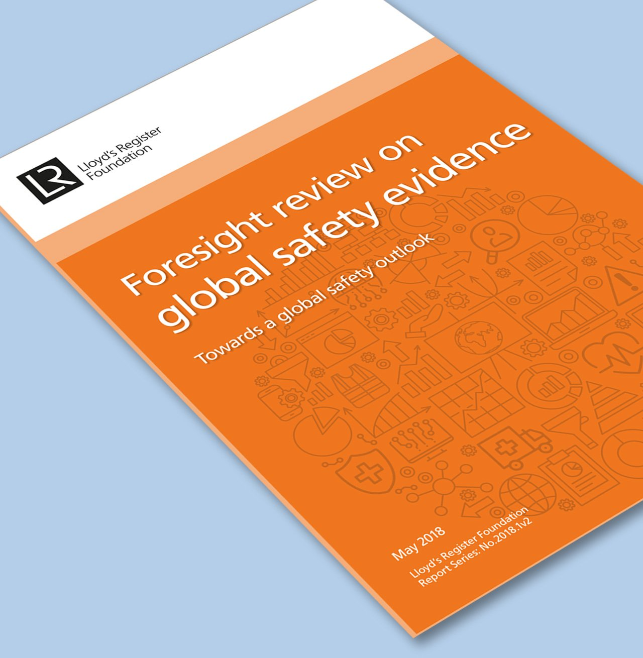 Foresight review on global safety evidence cover